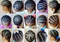 Stylish braids for kids nice hairstyles pictures Natural Hair Braiding Styles For Kids Inspirations