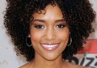 Stylish curly hairstyles for black women natural african american Hairstyles For Curly Natural Hair African American Ideas