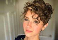 Stylish curly hairstyles ideas and advice for naturally curly hair Cute Short Curly Haircuts Ideas