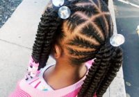 Stylish cute hairstyles for black girls 29 hairstyles for black African American Kids Hairstyles Ideas