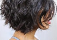 Stylish dual textured short haircuts hairslondon Short Textured Haircuts Ideas