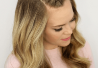 Stylish easy hair dye in 2020 braided top knot hairstyle top knot Top Braid Hairstyles For Choices