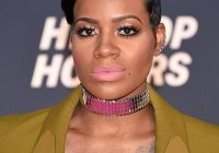 Stylish fantasia barrino short hairstyles side wig Fantasia Short Hair Styles Ideas