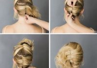 Stylish for my shorties short hairstyle step step photos Hairstyle For Short Hair For Wedding Step By Step Choices