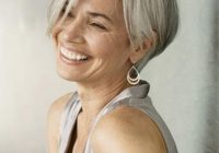 Stylish grey bob hairstyles photo gallery of the best example of Gray Hair Styles Short Hairstyles Inspirations