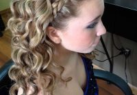 Stylish httpsalonvicarowp contentuploads201308 Prom Hairstyles For Medium Hair With Curls And Braids Ideas