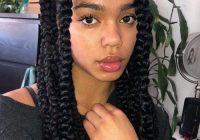 Stylish jumbo box braids tumblr in 2020 braided hairstyles Big Box Braids Hairstyles Tumblr Choices