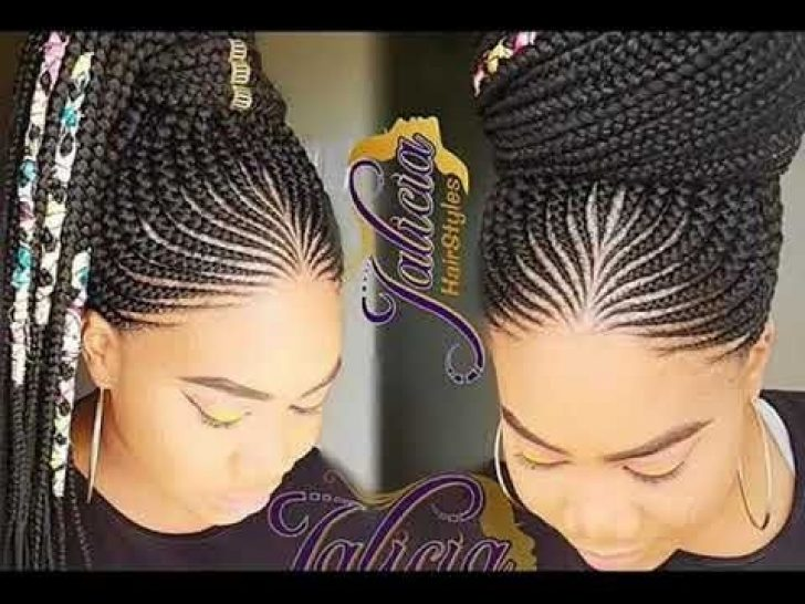 Permalink to Perfect Latest Braid Hair Styles Gallery