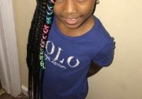 Stylish little black girls 40 braided hairstyles new natural Little Black Girl Hair Braiding Styles Choices