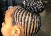 Stylish little black girls hairstyles classic braided hairstyles Little Black Girls Hair Braiding Styles Choices
