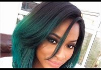 Stylish long layered bob hairstyles for black women African American Layered Bob Hairstyles