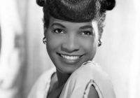 Stylish look 11 vintage hairstyles youll want to wear now Vintage African American Hairstyles Designs