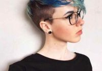Stylish multi colored pixie short haircut for girls short hair Dye Short Hair Styles Choices