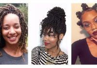 Stylish natural hair twist styles for long and short hair legitng Twist Styles For Short Hair Inspirations