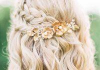 Stylish nomad wedding inspiration bajan wed short wedding hair Maid Of Honor Hairstyles For Short Hair Inspirations