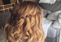 Stylish pin lorena acosta on etwas in 2020 short wedding hair Prom Hairstyles For Short Hair With Braids Choices