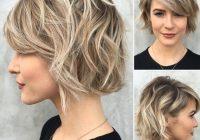 Stylish pin on beauty ideas Short Haircuts For Wavy Hair Long Face Choices