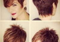 Stylish pin on benefit short hair styles Cute Short Hairstyles With Long Bangs Choices