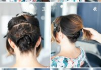 Stylish pin on from camillestyles Easy Wedding Hairdos For Short Hair Inspirations