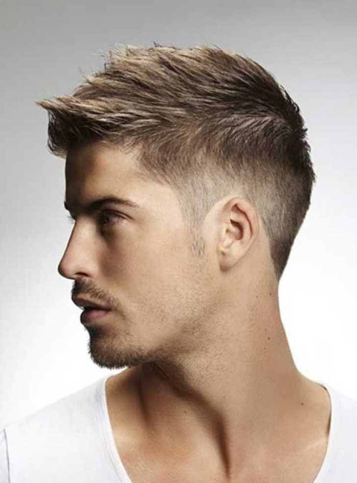 Permalink to Hairstyles With Short Hair For Guys