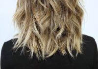 Stylish pin on hair makeup and nails Medium Short Haircuts For Thick Hair Choices
