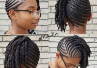 Stylish pin on hair styles Different Braiding Styles For Natural Hair Choices