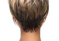 Stylish pin on kapsels Women'S Short Haircut Styles Inspirations