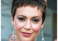 Stylish pin on my fave hairstyles Short Haircuts For Chemo Patients Choices