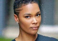 Stylish pin on short hairstyles Short Natural Black Hairstyles Choices
