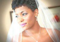Stylish pin on twa brides Short Natural Hair Wedding Styles Choices
