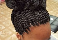 Stylish senegalese twist styles ways to work this natural hair look Hair Braid Twist Styles Choices