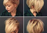 Stylish short asymmetrical hair Asymmetric Short Haircuts Choices
