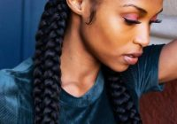 Stylish sleek dutch braids braids naturalhair whatever black Braids For African Americans Ideas