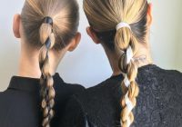 Stylish this beautiful ribbon braids hair trend will be taking over Ribbon Braid Hair Ideas