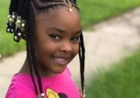 Stylish toddler braided hairstyles with beads new natural African American Braids For Kids