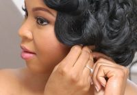 Stylish updos for black hair best updo hairstyles for black women African American Pin Up Hairstyles For Short Hair