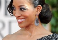 Stylish updos for black hair best updo hairstyles for black women Updos For Medium Length Hair African American