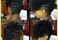 Stylish updos hairstyles archives contener African American Pin Up Hairstyles For Short Hair Designs