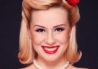 tap into that retro glam with these 50 pin up hairstyles Pin Up Style For Short Hair Inspirations