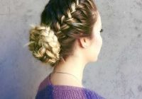 thick hair hairstyles 7 updos to try Braided Updos For Long Thick Hair Inspirations