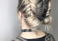top 11 easy braid styles for short hair short hair updo Easy Braided Hairstyle For Short Hair Inspirations