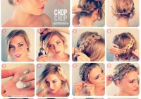 Trend 10 fabulous hair tutorials for short hair Different Hairstyles For Short Hair At Home Choices