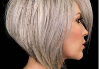 Trend 10 trendy short haircuts for thick hair short thick Short Haircuts For Women With Thick Hair Ideas