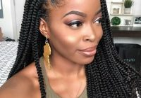 Trend 105 best braided hairstyles for black women to try in 2020 Hair Braiding Styles For Black Women Inspirations
