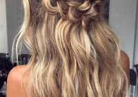 Trend 14 easy braided hairstyles and step step tutorials Easy Braided Hair Styles Choices