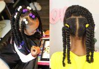 Trend 15 best little girl twist hairstyles 2020 trends African American Little Girl Twist Hairstyles