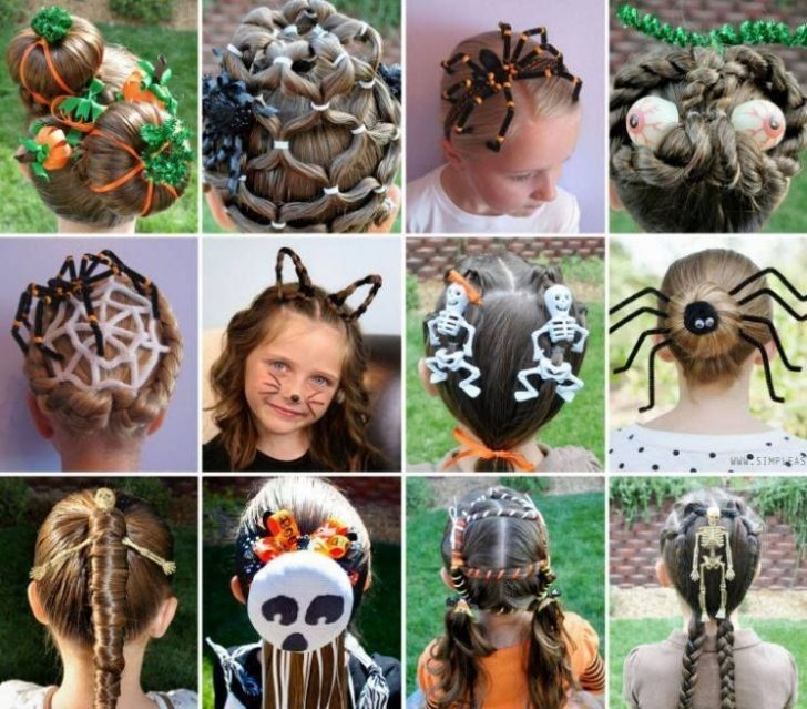 Permalink to 10 Awesome Cute Halloween Hairstyles For Short Hair
