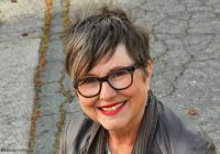 Trend 17 best short hairstyles for women over 50 with glasses Glasses For Short Hair Styles Choices