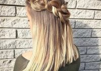 Trend 17 chic braided hairstyles for medium length hair stayglam Braid Styles For Medium Length Hair Inspirations