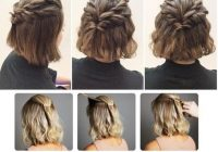 Trend 170 easy hairstyles step step diy hair styling can help Easy Updo Hairstyles For Short Hair Step By Step Choices